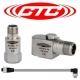 Акселерометры, вибропреобразователи и кабели CTC