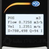Расходомер PCE TDS 100H
