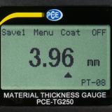 Ультразвуковой толщиномер PCE-TG 250