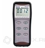 Цифровой дифференциальный манометр PCE P50, P30, P15