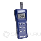 Wohler KM 410 анализатор воздуха