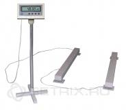 Складские напольные весы PCE-SW 1500