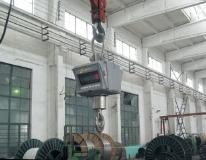 Электронные подвесные крановые весы KERN HTS 6T2IP