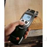 Влагомер древесины, стройматериалов Testo 616