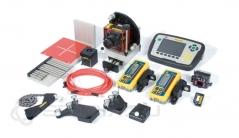 Выверка пильных линий Easy-Laser® E980