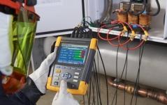 Анализатор качества электроэнергии Fluke 438