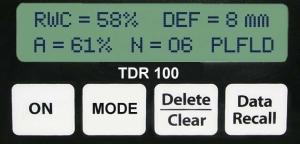 Влагомер почв, грунта TDR-100